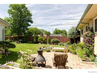 Photo 14: 145 Browning Boulevard in WINNIPEG: Westwood / Crestview Residential for sale (West Winnipeg)  : MLS®# 1515356