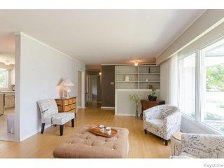 Photo 3: 145 Browning Boulevard in WINNIPEG: Westwood / Crestview Residential for sale (West Winnipeg)  : MLS®# 1515356
