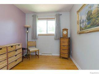 Photo 7: 145 Browning Boulevard in WINNIPEG: Westwood / Crestview Residential for sale (West Winnipeg)  : MLS®# 1515356