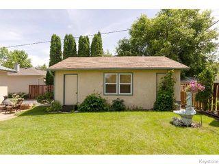 Photo 19: 145 Browning Boulevard in WINNIPEG: Westwood / Crestview Residential for sale (West Winnipeg)  : MLS®# 1515356