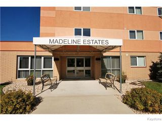 Photo 1: 403 Regent Avenue in WINNIPEG: Transcona Condominium for sale (North East Winnipeg)  : MLS®# 1526649