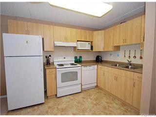 Photo 6: 403 Regent Avenue in WINNIPEG: Transcona Condominium for sale (North East Winnipeg)  : MLS®# 1526649