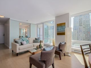 "Photo 1: 1507 535 SMITHE Street in Vancouver: Downtown VW Condo for sale in ""DOLCE AT SYMPHONY PLACE"" (Vancouver West)  : MLS®# R2065193"