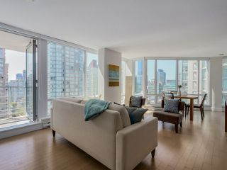 "Photo 3: 1507 535 SMITHE Street in Vancouver: Downtown VW Condo for sale in ""DOLCE AT SYMPHONY PLACE"" (Vancouver West)  : MLS®# R2065193"