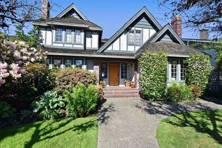 Photo 1: 6425 VINE Street in Vancouver: Kerrisdale House for sale (Vancouver West)  : MLS®# R2068483