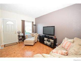 Photo 4: 122 Perth Avenue in Winnipeg: West Kildonan / Garden City Residential for sale (North West Winnipeg)  : MLS®# 1612420