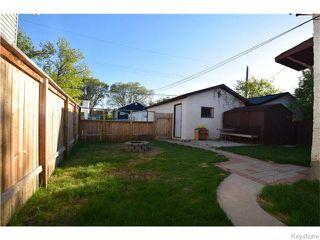 Photo 12: 122 Perth Avenue in Winnipeg: West Kildonan / Garden City Residential for sale (North West Winnipeg)  : MLS®# 1612420