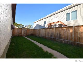 Photo 11: 122 Perth Avenue in Winnipeg: West Kildonan / Garden City Residential for sale (North West Winnipeg)  : MLS®# 1612420