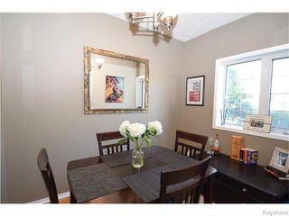 Photo 6: 122 Perth Avenue in Winnipeg: West Kildonan / Garden City Residential for sale (North West Winnipeg)  : MLS®# 1612420