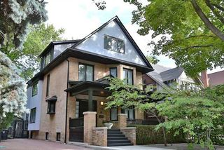 Main Photo: 166 Douglas Drive in Toronto: Rosedale-Moore Park House (3-Storey) for sale (Toronto C09)  : MLS®# C3496097