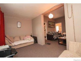Photo 8: 738 Home Street in Winnipeg: West End / Wolseley Residential for sale (West Winnipeg)  : MLS®# 1613426