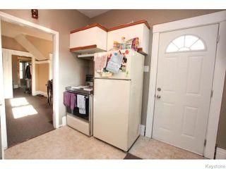 Photo 6: 738 Home Street in Winnipeg: West End / Wolseley Residential for sale (West Winnipeg)  : MLS®# 1613426