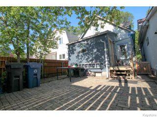Photo 2: 738 Home Street in Winnipeg: West End / Wolseley Residential for sale (West Winnipeg)  : MLS®# 1613426