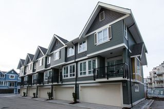 "Photo 1: 15 14388 103 Avenue in Surrey: Whalley Townhouse for sale in ""The Virtue"" (North Surrey)  : MLS®# R2083754"