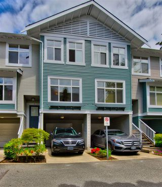 "Photo 19: 4 7533 HEATHER Street in Richmond: McLennan North Townhouse for sale in ""HEATHER GREENE"" : MLS®# R2086777"