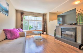 "Photo 3: 4 7533 HEATHER Street in Richmond: McLennan North Townhouse for sale in ""HEATHER GREENE"" : MLS®# R2086777"
