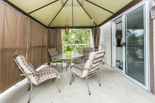 "Photo 18: 28 2352 PITT RIVER Road in Port Coquitlam: Mary Hill Townhouse for sale in ""SHAUGHNESSY ESTATES"" : MLS®# R2098696"