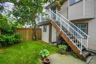 "Photo 6: 28 2352 PITT RIVER Road in Port Coquitlam: Mary Hill Townhouse for sale in ""SHAUGHNESSY ESTATES"" : MLS®# R2098696"