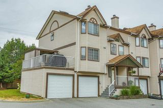 "Photo 1: 28 2352 PITT RIVER Road in Port Coquitlam: Mary Hill Townhouse for sale in ""SHAUGHNESSY ESTATES"" : MLS®# R2098696"