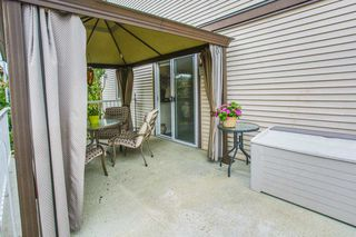 "Photo 19: 28 2352 PITT RIVER Road in Port Coquitlam: Mary Hill Townhouse for sale in ""SHAUGHNESSY ESTATES"" : MLS®# R2098696"