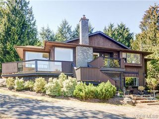 Photo 1: 745 Windover Terr in VICTORIA: Me Rocky Point House for sale (Metchosin)  : MLS®# 740365