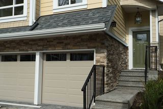 """Photo 1: 202 1405 DAYTON Avenue in Coquitlam: Burke Mountain Townhouse for sale in """"ERICA"""" : MLS®# R2121349"""