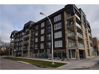 Photo 1: 680 Tache Avenue in Winnipeg: St Boniface Condominium for sale (2A)  : MLS®# 1629576