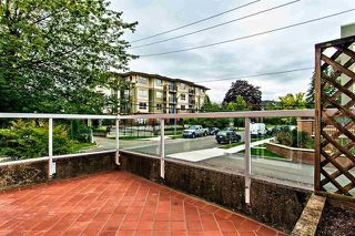 Photo 19: 105 2375 SHAUGHNESSY Street in Port Coquitlam: Central Pt Coquitlam Condo for sale : MLS®# R2128851