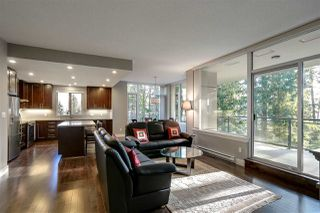 "Photo 3: 302 2950 PANORAMA Drive in Coquitlam: Westwood Plateau Condo for sale in ""THE CASCADE"" : MLS®# R2134159"