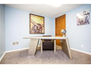 Photo 18: 26 Bellavista Crescent in Winnipeg: Crestview Residential for sale (5H)  : MLS®# 1706690