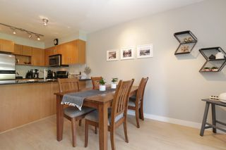 "Photo 6: 420 1633 MACKAY Avenue in North Vancouver: Pemberton Heights Condo for sale in ""TOUCHSTONE"" : MLS®# R2183726"
