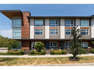 "Photo 1: 73 16222 23A Avenue in Surrey: Grandview Surrey Townhouse for sale in ""Breeze"" (South Surrey White Rock)  : MLS®# R2188612"