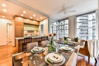 "Photo 4: 906 1205 HOWE Street in Vancouver: Downtown VW Condo for sale in ""THE ALTO"" (Vancouver West)  : MLS®# R2203489"