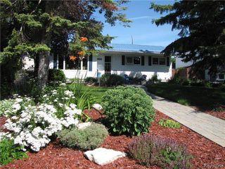 Photo 1: 189 Woodydell Avenue in Winnipeg: Meadowood Residential for sale (2E)  : MLS®# 1803911