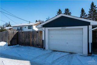 Photo 20: 189 Woodydell Avenue in Winnipeg: Meadowood Residential for sale (2E)  : MLS®# 1803911