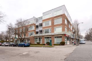 "Photo 1: 206 2103 W 45TH Avenue in Vancouver: Kerrisdale Condo for sale in ""The Legend"" (Vancouver West)  : MLS®# R2245216"