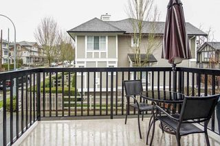 "Photo 15: 16 20176 68 Avenue in Langley: Willoughby Heights Townhouse for sale in ""Steeplechase"" : MLS®# R2246141"