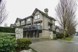 "Photo 3: 16 20176 68 Avenue in Langley: Willoughby Heights Townhouse for sale in ""Steeplechase"" : MLS®# R2246141"