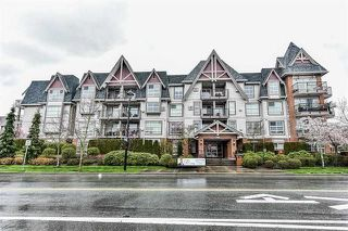 "Photo 1: 323 17769 57 Avenue in Surrey: Cloverdale BC Condo for sale in ""Clova Downs Estates"" (Cloverdale)  : MLS®# R2258157"