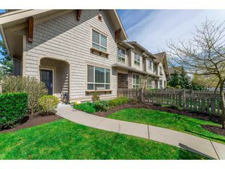 """Photo 2: 26 2738 158 Street in Surrey: Grandview Surrey Townhouse for sale in """"Cathedral Grove"""" (South Surrey White Rock)  : MLS®# R2258929"""