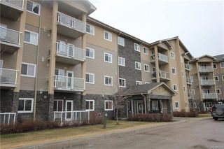 Photo 1: 320 240 Fairhaven Road in Winnipeg: Linden Woods Condominium for sale (1M)  : MLS®# 1811452