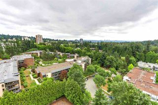 Main Photo: 1303 9623 MANCHESTER Drive in Burnaby: Cariboo Condo for sale (Burnaby North)  : MLS®# R2283068