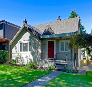 "Photo 1: 227 W 22ND Avenue in Vancouver: Cambie House for sale in ""Cambie Village"" (Vancouver West)  : MLS®# R2283769"