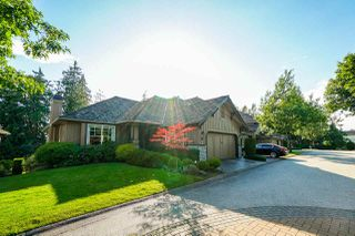 "Main Photo: 116 15350 SEQUOIA Drive in Surrey: Fleetwood Tynehead Townhouse for sale in ""Sequoia Ridge"" : MLS®# R2284976"
