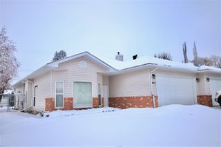 Photo 1: 4302 53 Street: Wetaskiwin House Half Duplex for sale : MLS®# E4130463