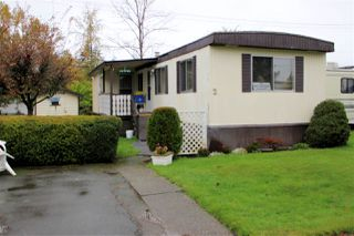 """Main Photo: 2 23141 72 Avenue in Langley: Salmon River Manufactured Home for sale in """"LIVINGSTONE"""" : MLS®# R2319853"""