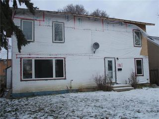 Photo 1: 181 Coniston Street in Winnipeg: Norwood Flats Residential for sale (2B)  : MLS®# 1829643