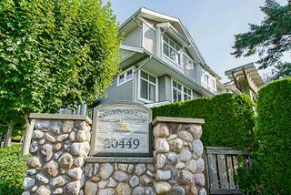 "Main Photo: 58 20449 66 Avenue in Langley: Willoughby Heights Townhouse for sale in ""Nature's Landing"" : MLS®# R2322851"