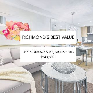 "Main Photo: 311 10780 NO. 5 Road in Richmond: South Arm Condo for sale in ""DAHLIA AT THE GARDENS"" : MLS®# R2333156"