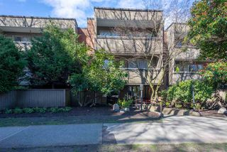 "Photo 1: 208 1777 W 13TH Avenue in Vancouver: Fairview VW Condo for sale in ""Mount Charles"" (Vancouver West)  : MLS®# R2341355"